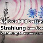 Studie 5G und COVID-19 Zusammenhang